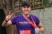 Alex - London Marathon