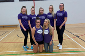Edge Hill Netball Team