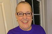 Julie - Sponsored head shave