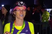 Lucy  - Glow In The Park 5k