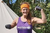 Martine - Tough Mudder 10 miler