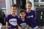 Mya, Michael & Matan - Bake Sale