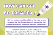 How can GPP be treated?
