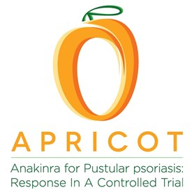 APRICOT trial logo (website news)